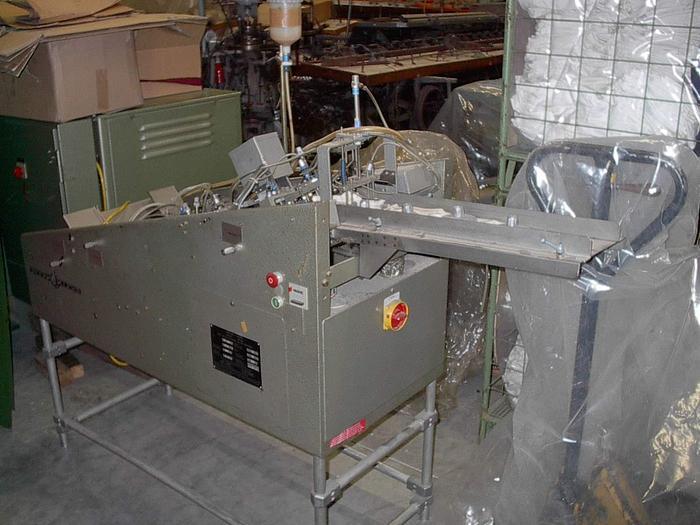 Gebraucht Bandarolenautomat  CROON & LUCKE BF350