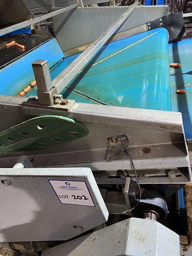 Used Steel Conveyor Belt 1.5m L 2.2m W