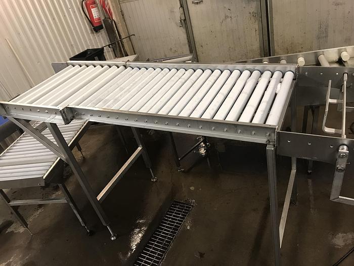 Begagnad Conveyor belt 60x200cm