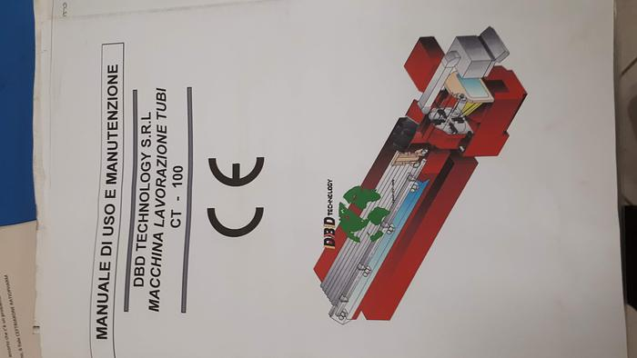 Usata DBD T100 CNC