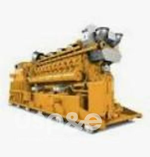 Used 1.2 MW 2015 Used Caterpillar CG170-2 Natural Gas Generator Sets