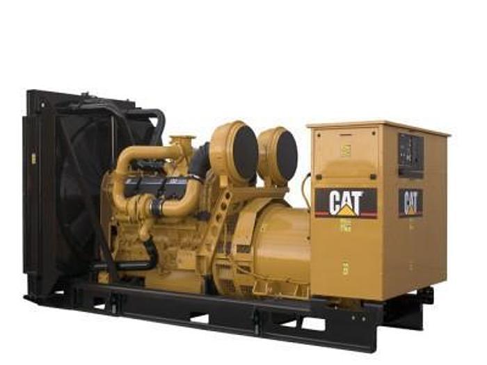 1 MW 2011 Used Caterpillar C32 Diesel Generator