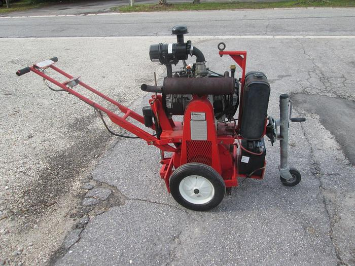 Used Crafco 200 Pavement Cutter