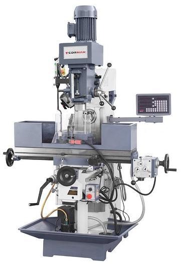 Cormak Universal Milling Machine ZX 7055 ZB
