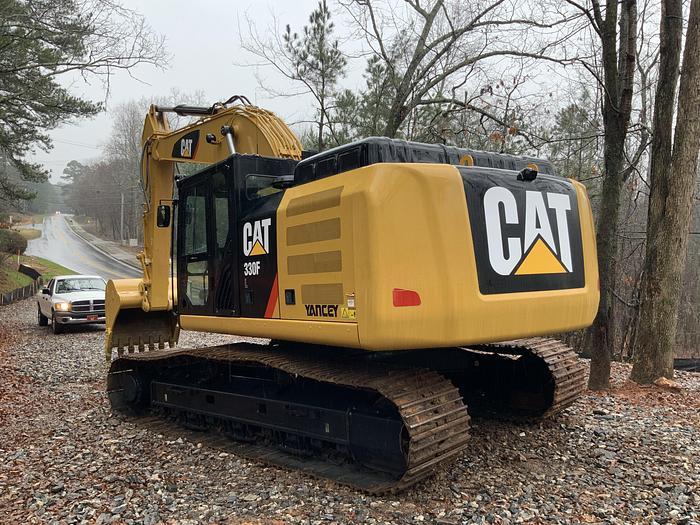2018 Caterpillar 330F