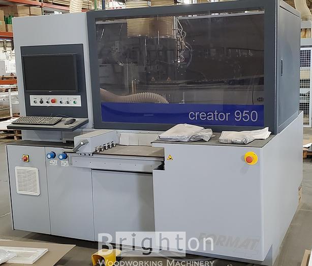 Used 2018 Felder Creator 950 Advanced used cnc machine