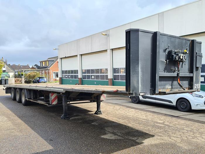 Used 2008 Pacton L3-002 Flatbed