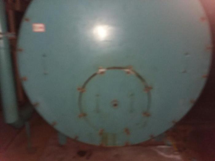 Cleaver Brooks 150 PSI Steam Boiler  CEW-700-150 Low Nox 150 HP