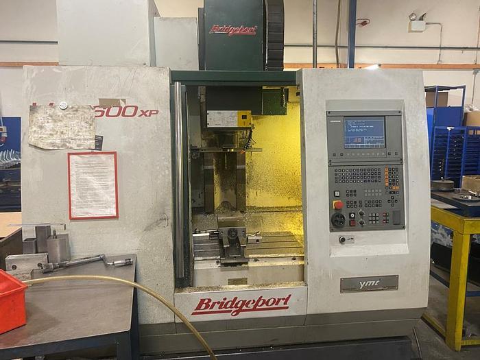 Used 2002 Bridgeport  VMC 600XP Machining Center