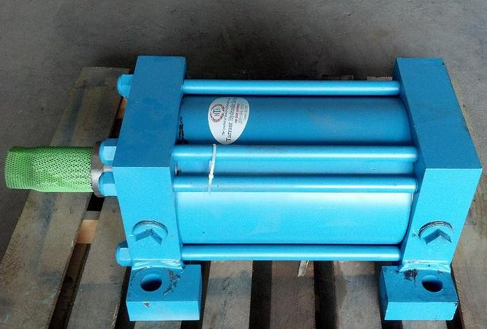 10x12 Double-Acting Hydraulic Cylinder