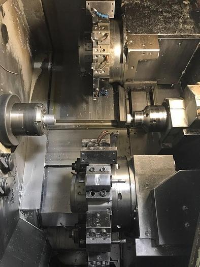 1999 Mori Seiki ZL-200SMC