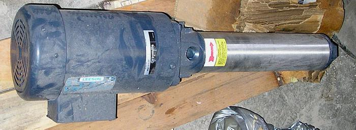 Used GrayMills Industrial Pump