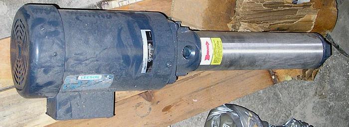 Grey Mill Industrial Pump