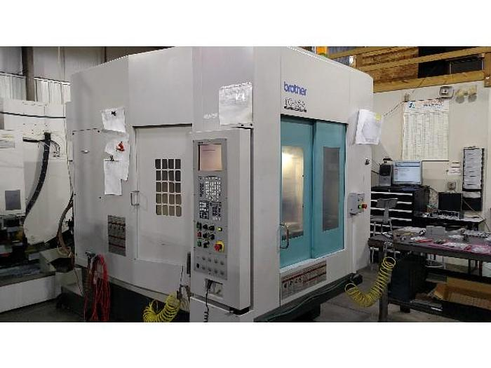 Used Brother TC-32A CNC Drilling & Tapping Center