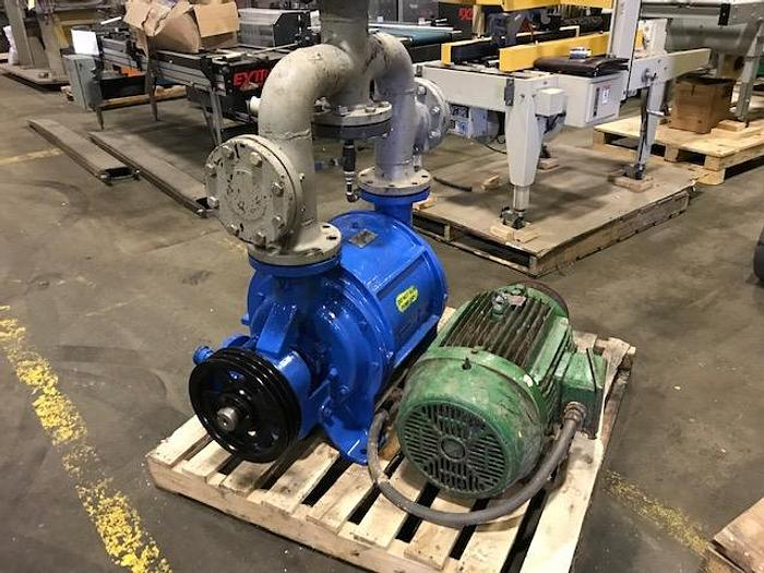 Used NASH CL701   VACUUM PUMP  30 HP MOTOR