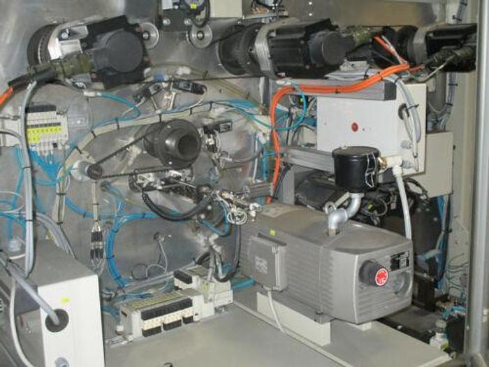 2008 ARCOTRONICS NISSEI CAPACITOR WINDING MACHINE MODEL AVD863A