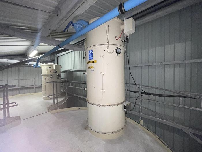 Used BUHLER MVRS - 18 Silo Filter