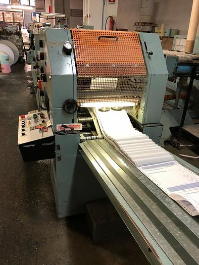 Used 1992 Form All Compact Print