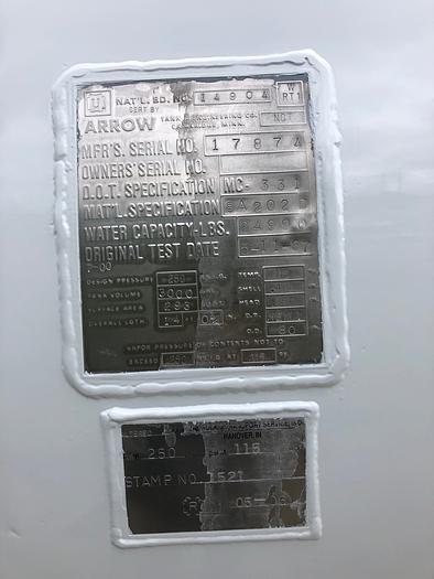 2006 Sterling Acterra LPG Tank Truck