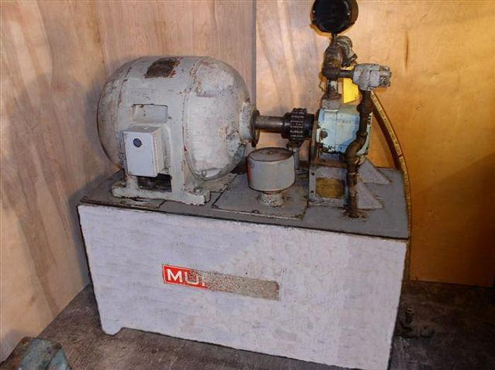 Used 40 HP Murray Hydraulic System