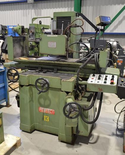 "Used 12"" X 24"", PERFECT, 3060AH-D4, FULLY AUTOMATIC HYDRAULIC SURFACE GRINDER"