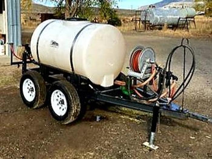 Used 2009 G&R 300 Gallon Boomless Sprayer