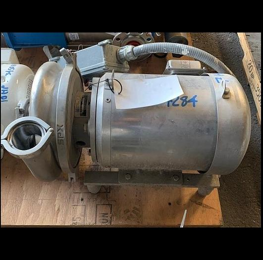 "Used Waukesha / Cherry - Burrell 3"" x 2 1/2'' Centrifugal Pump Model 2085"