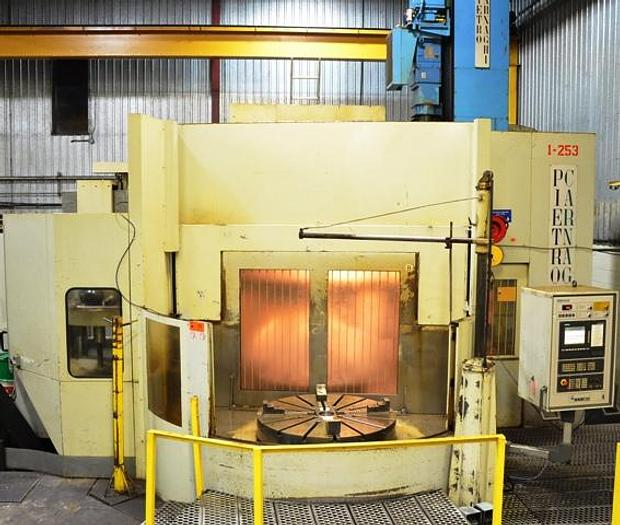 Used 1996 Pietro Carnaghi ATF 14 TM CNC Vertical Boring Mill