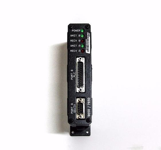 Used Cincinnati Electric 9650-128 7650 Mini Protocol Converter 128K Memory (4042)