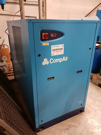 Used 2005 Compair F375T Refridgerated air dryer