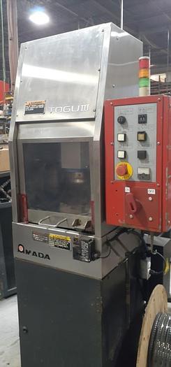 Used 1999 Amada Togu-III Automatic Punch and Die Grinder