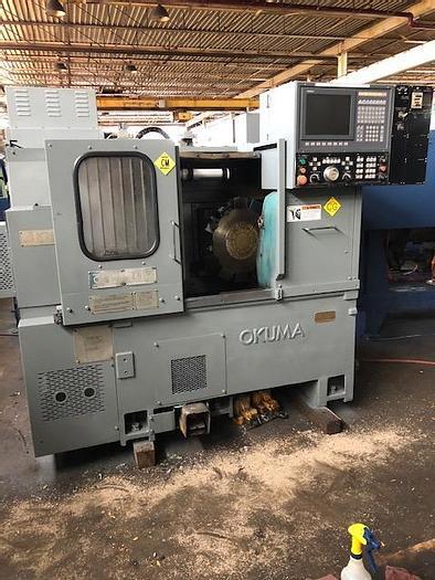 Used 1990 OKUMA LB10