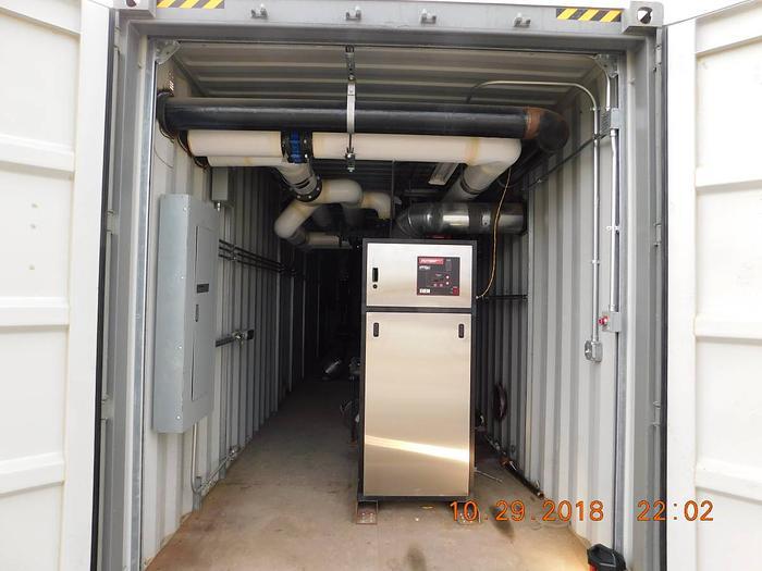 2017 Mobile / Portable Hot Water Boiler System / Rental Hot water boiler