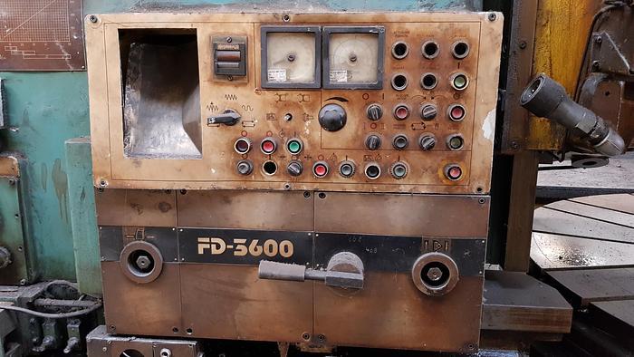 Gear Hobbing Machine FD3600