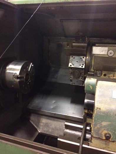 WASINO LJ-63M CNC Lathe W/ FANUC 10T CNC CONTROL