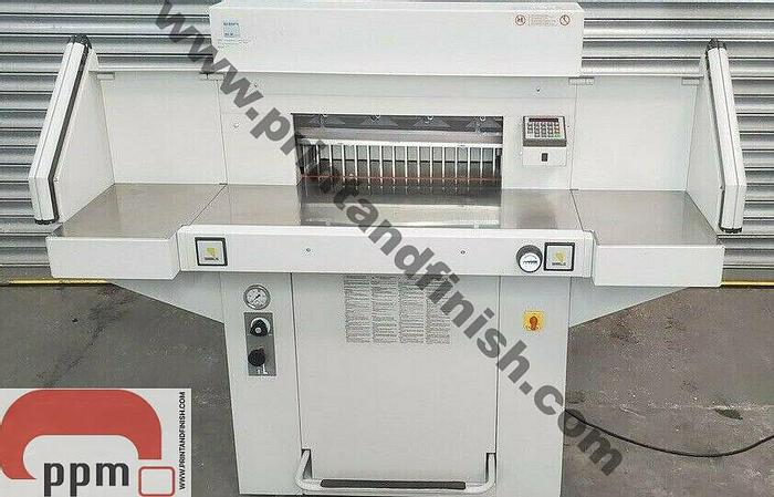 Used EBA 551 Paper Guillotine