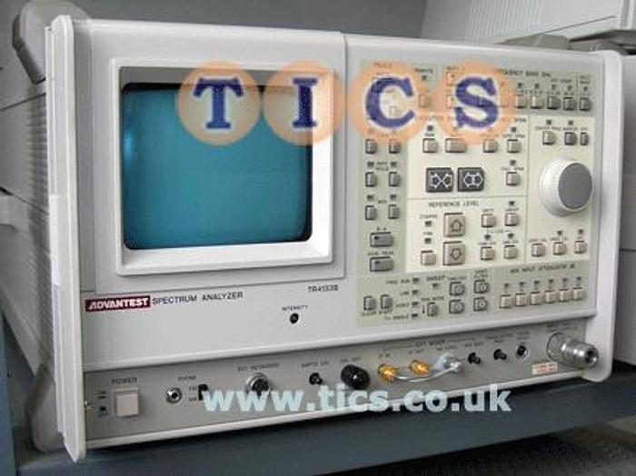 Used Advantest TR4133B