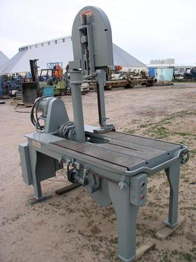"Used 18"" Marvel Model 8/M8 Series #8 Vertical Band Saw; S/N 810680-A"