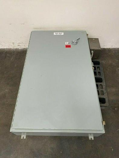 "Used Hoffman 60"" x 36"" x 10"" Water Proof Electrical Enclosure"