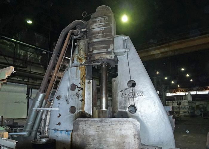 Used Hammer Forging Open Die Pneumatic