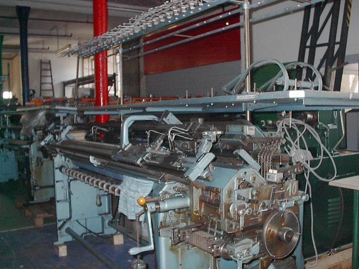 Gebraucht Flachstrickautomat STOLL  IBOM/B E03,5/180