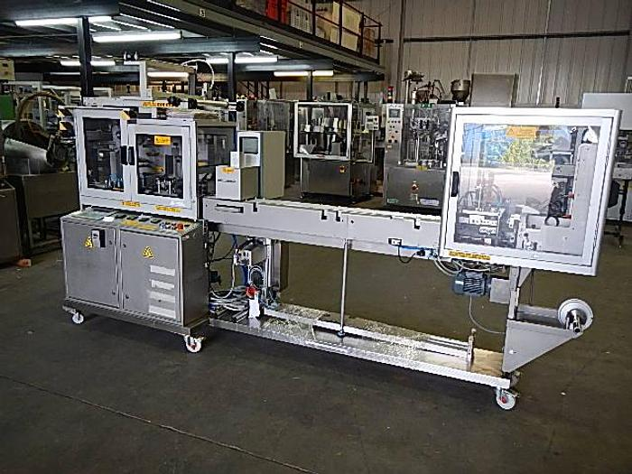 Used Klockner Pentapack EAS Blister Packer