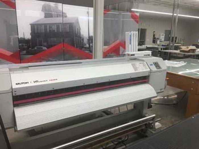 Used 2015 Mutoh 1628X