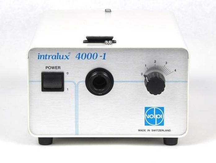 VOLPI Intralux 4000 fiber optic light