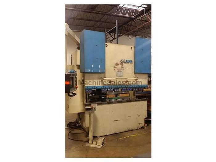 1997 65 Ton LVD PPEB-EQ 65/07 CNC Press Brake