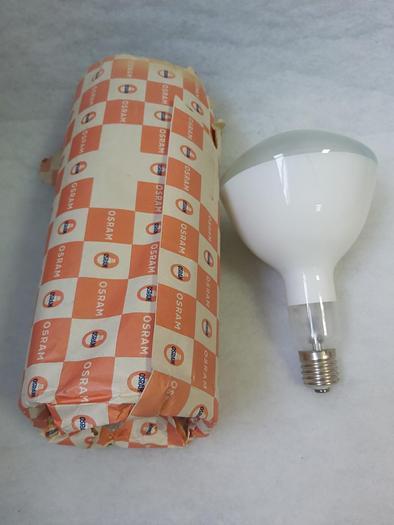 2 Stück Metalldampflampen HQL 400W, Osram, E40, neu