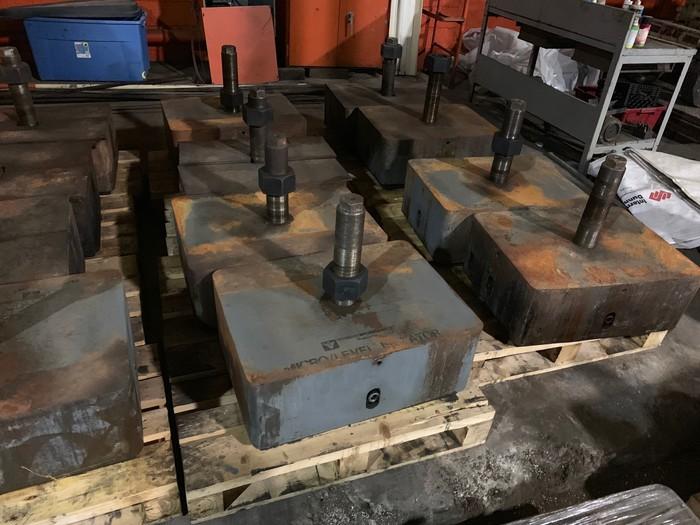 Vibro/Dynamics Isolator Pads