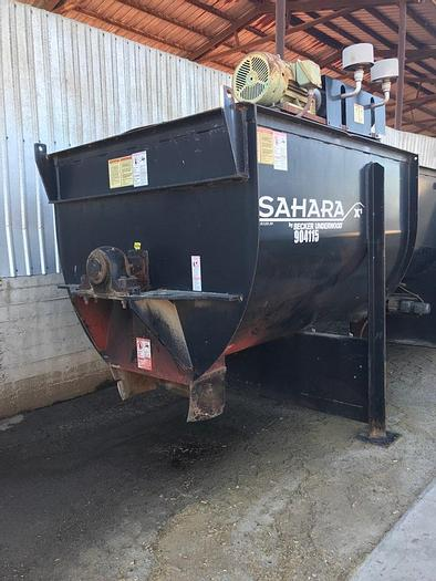 Used 2012 BECKER UNDERWOOD SAHARA X1