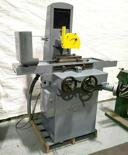 Used Mitsui Precision 6x18 Surface Grinder MSG 250M with 6x12 Mag Chuck