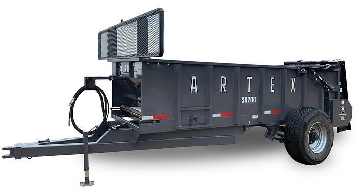 ARTEX SB200 Manure Spreader
